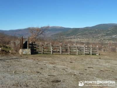 Puentes Medievales, Valle del Lozoya - Senderismo Madrid; rutas senderismo cazorla
